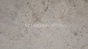 Moleanos Blue limestone polished