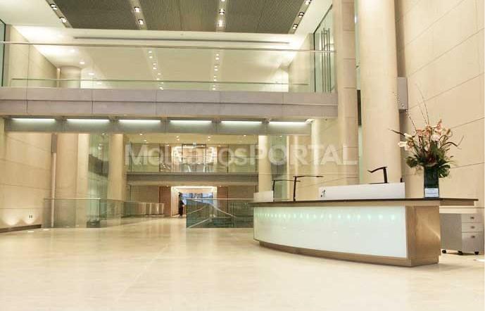Moleanos Classic limestone interior flooring
