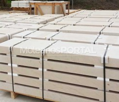 Moleanos limestone cladding panels