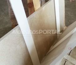 Limestone tile check-up