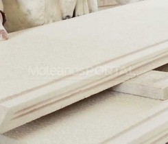 Moleanos limestone detailed finishing