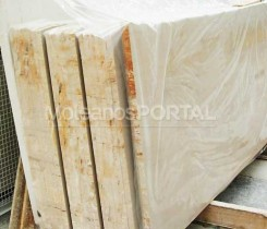 Limestone slabs final selection