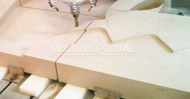 Stonework production