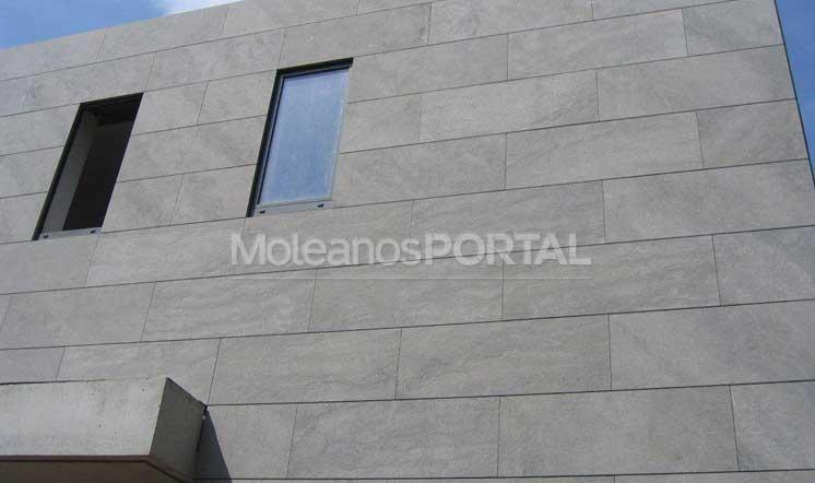 Moleanos B1 limestone cladding