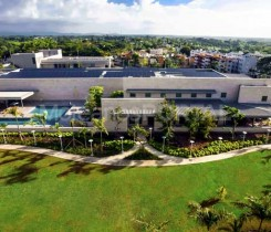 American Embassy in the Dominican Republic - Cabeca Veada Exterior Cladding Flooring