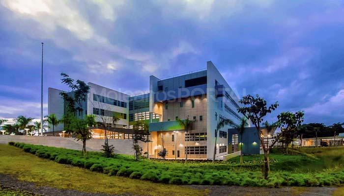 American Embassy in the Dominican Republic - Cabeca Veada Exterior Cladding